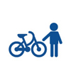 Employer Programs Bikeshare Icon