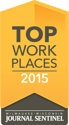 Top Workplaces in Southeastern Wisconsin 2015
