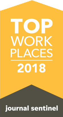 Top Workplaces in Southeastern Wisconsin 2018