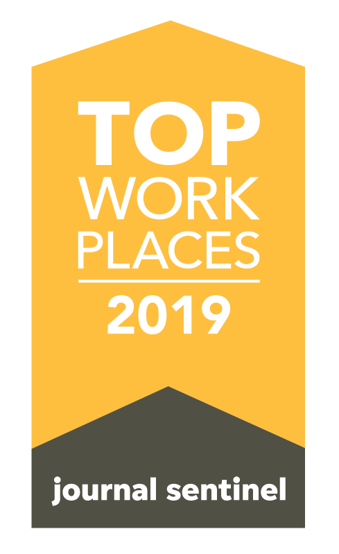 Top Workplaces in Southeastern Wisconsin 2019