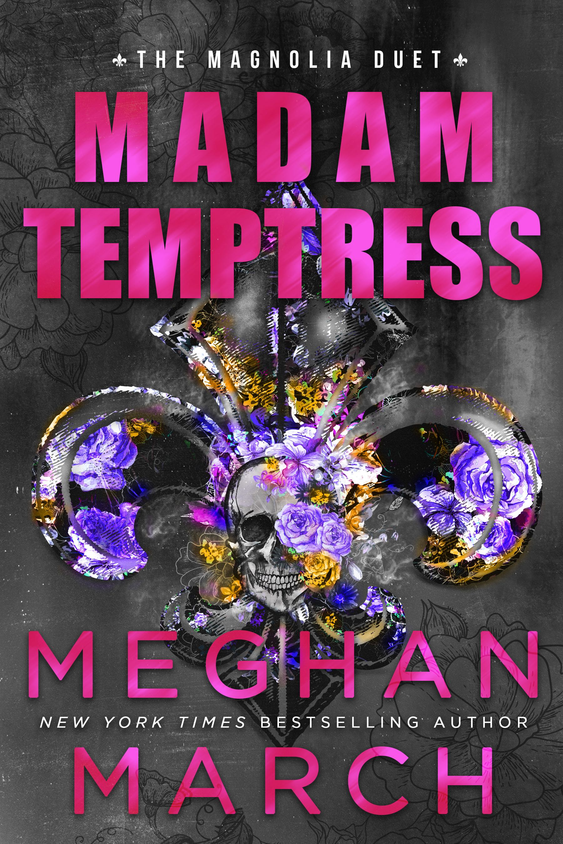 Release Blitz: Madam Temptress by Meghan March