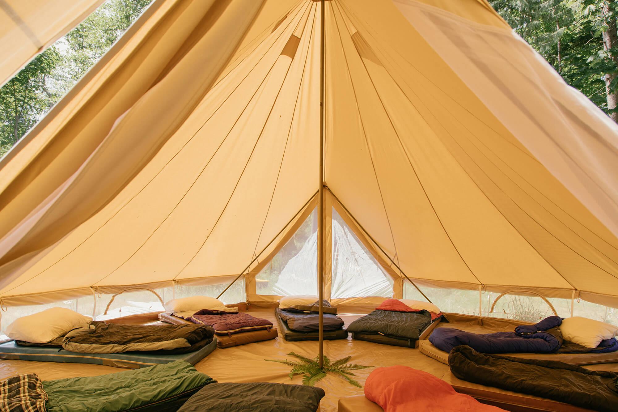 sibbley tents