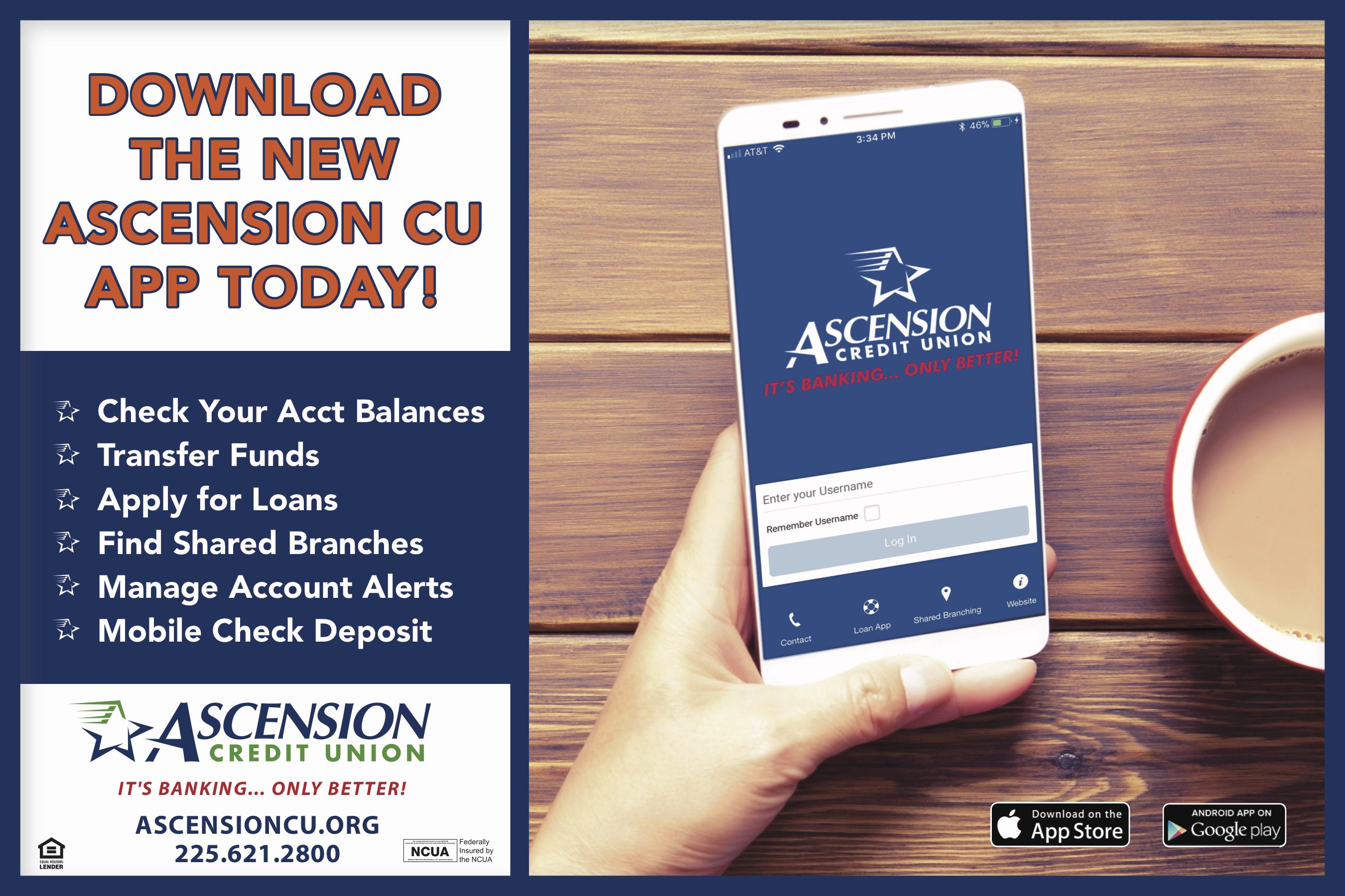 ACU News — Ascension CU