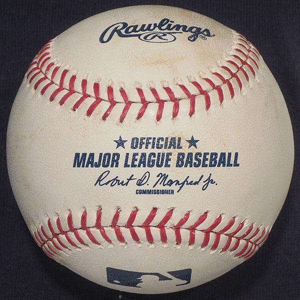 Standard Baseballs Zack Hample