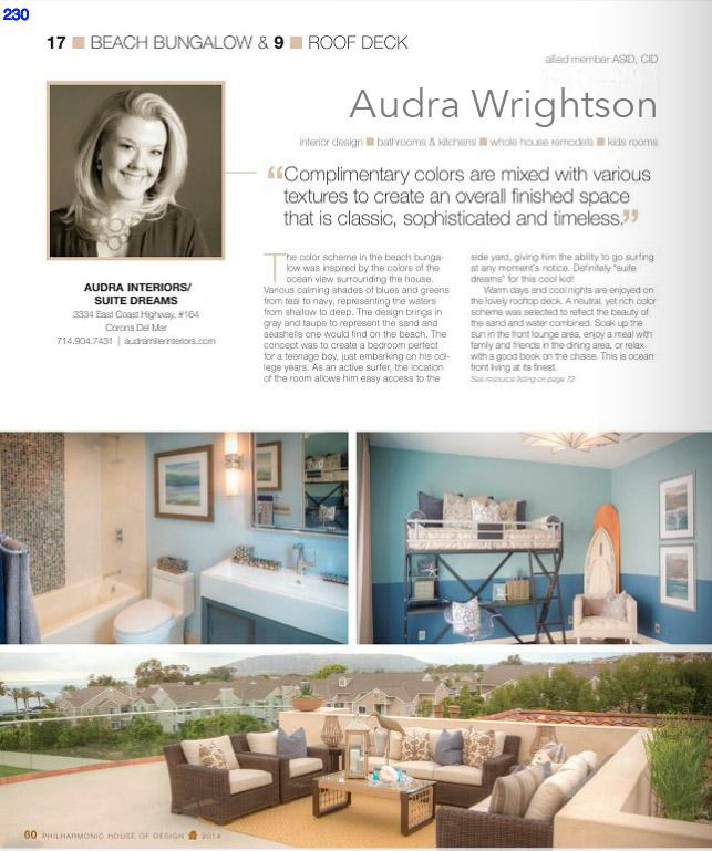 Press & Media — Luxury Interior Design | Audra Interiors