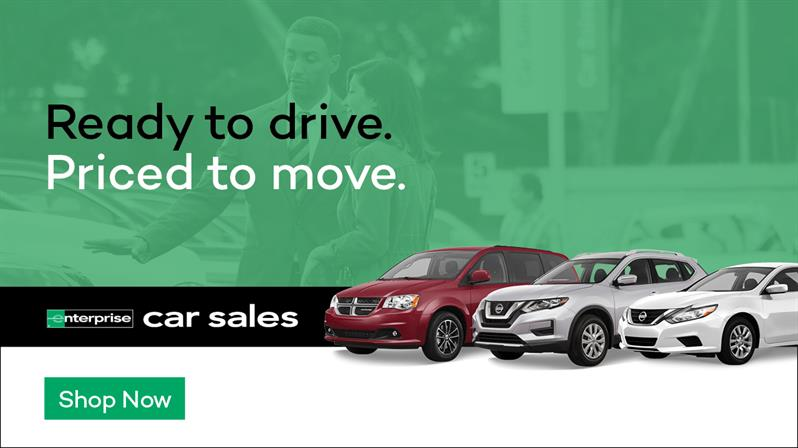 Shop used cars with enterpris