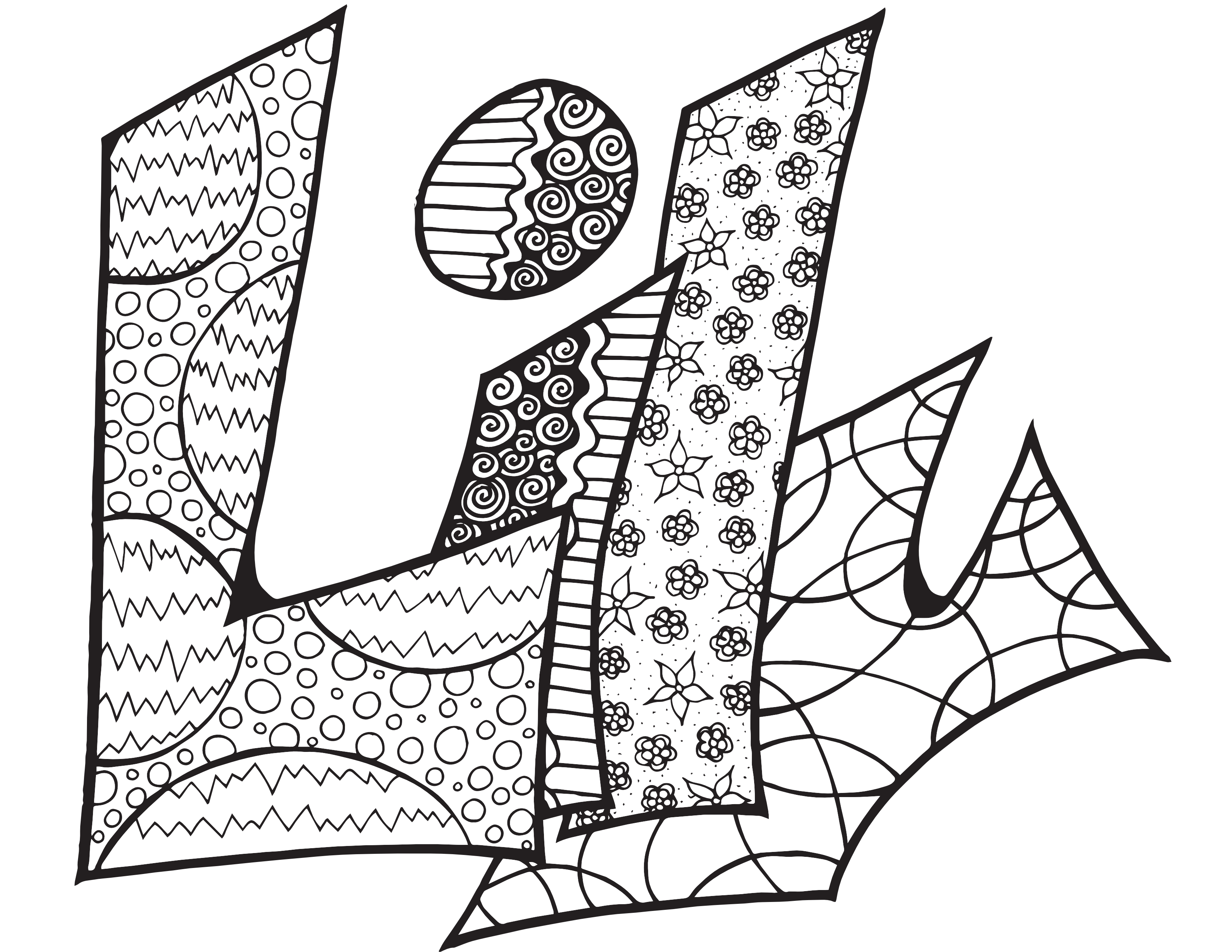 DIGITAL** Custom Coloring Page - Purchase this item and include a ... | 2550x3300