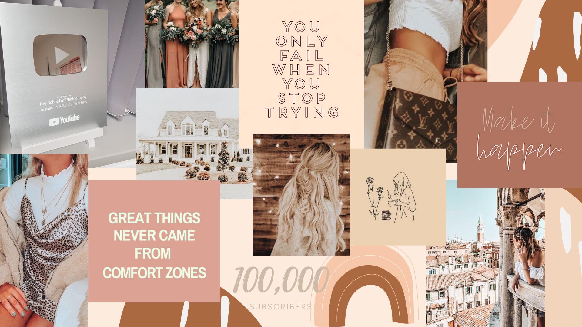 julia k crist desktop neutral collage