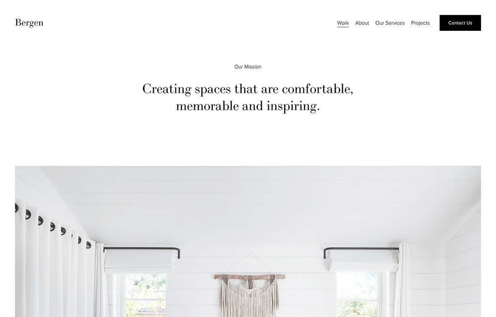 Website Templates Website Design Templates Squarespace
