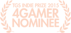 4Gamer TGS Indie Prize Nominee