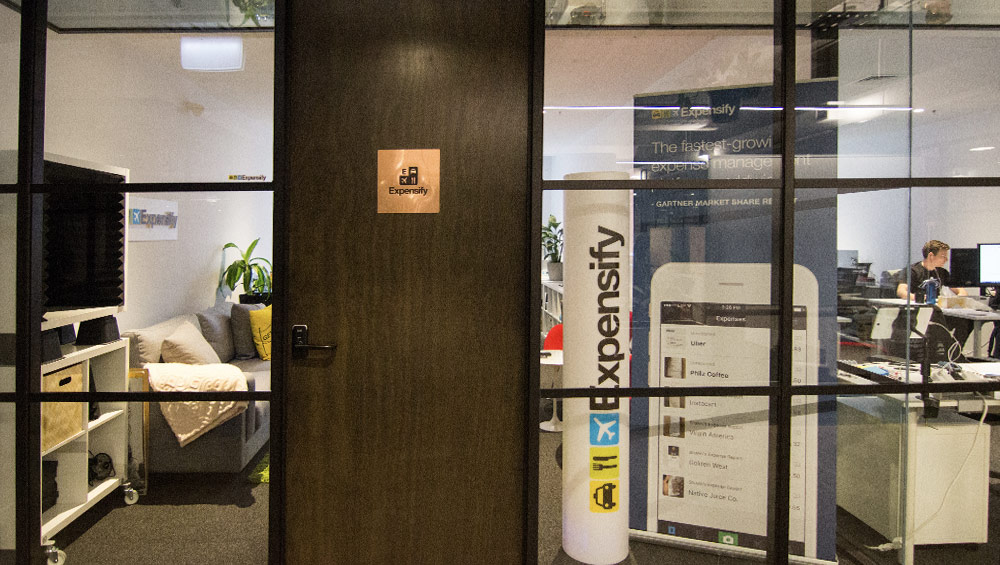 The Expensify office in Melbourne, Australia