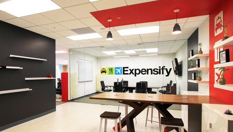 The Expensify office in San Francisco, California