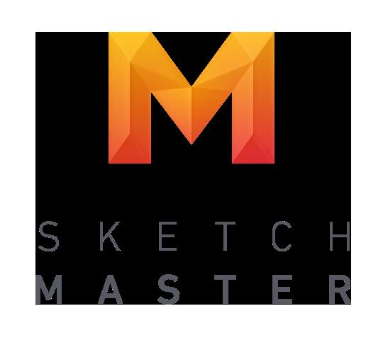 Sketch Master Logo