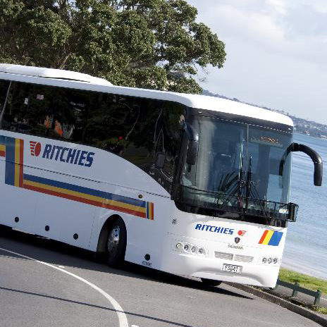 Ritchies the best of new zealand touring