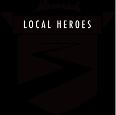 Maverick Local Heroes Logo