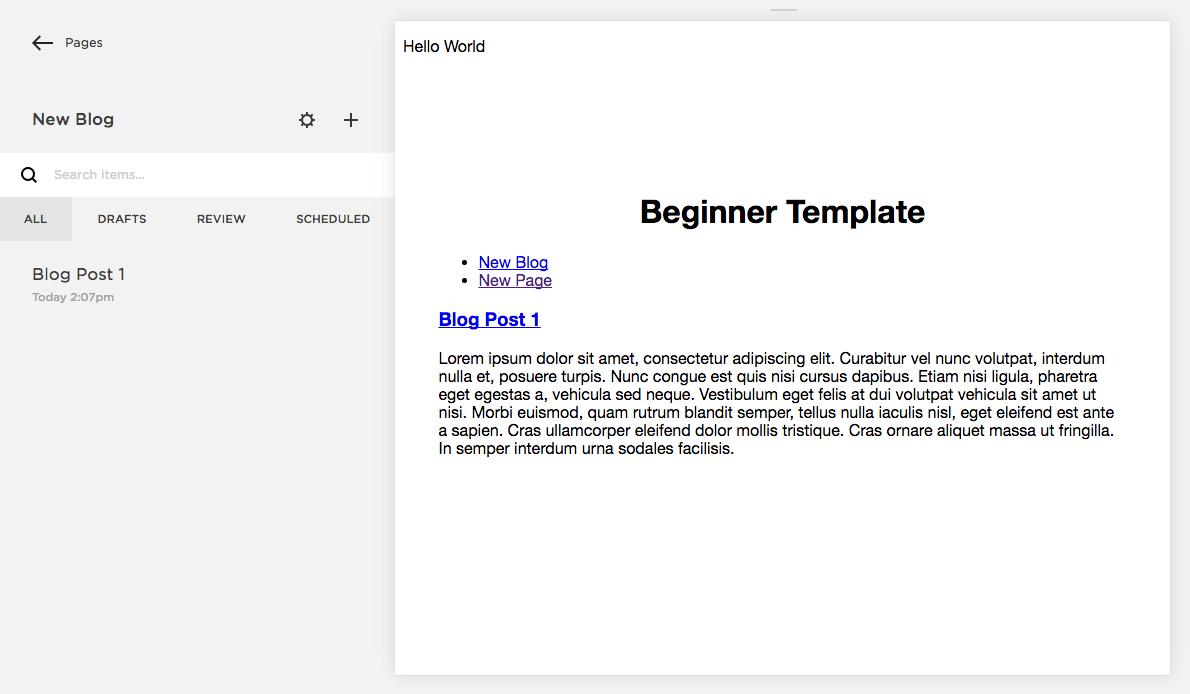 beginner tutorial squarespace developers. Black Bedroom Furniture Sets. Home Design Ideas