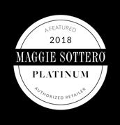Maggie Sottero Platinum Logo