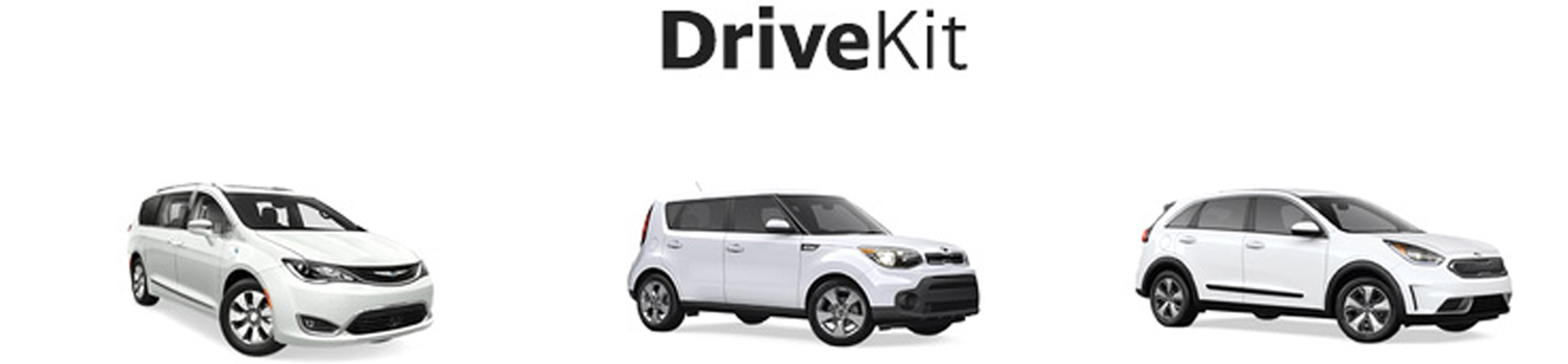 DriveKit supported cars