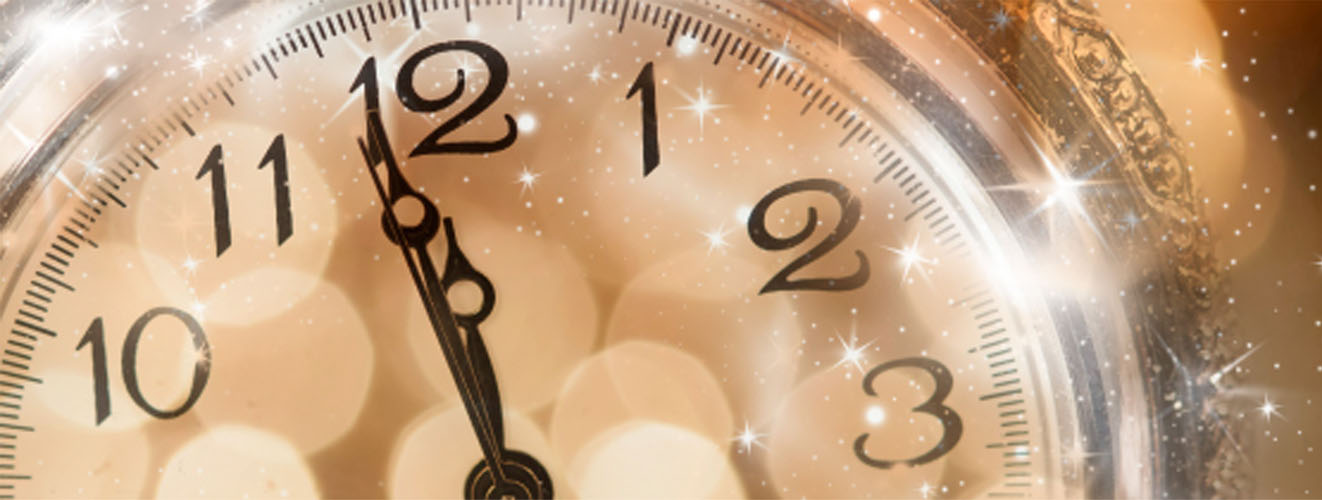 It's time to save for the New Year