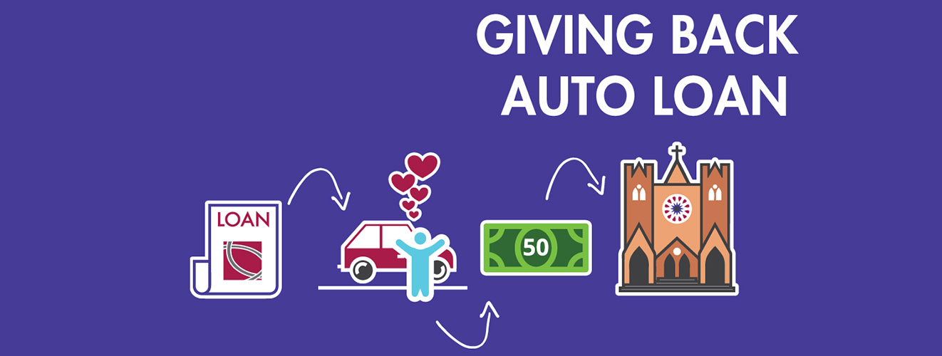 Giving Back Auto Loan
