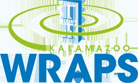 Kalamazoo Wraps Logo
