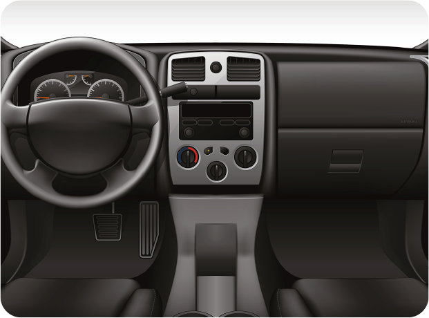 Automotive Dials, Trim & Sensor
