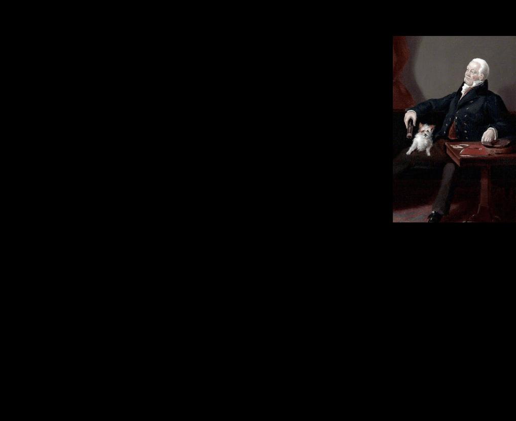 Painting of James Atherton